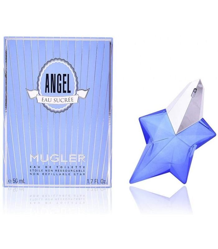THIERRY MUGLER ANGEL EAU SUCREE EAU DE TOILETTE SPRAY 50 ML