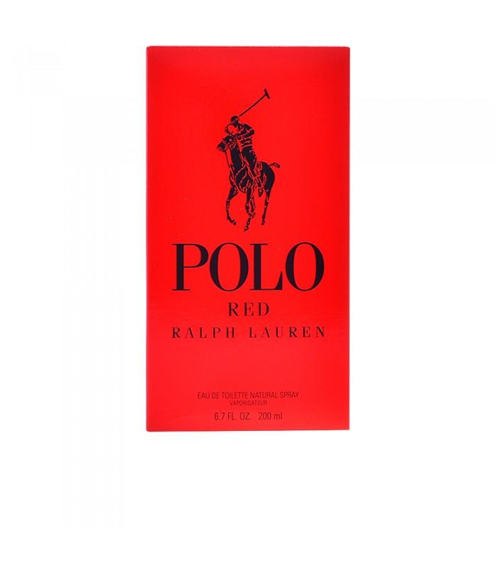 RALPH LAUREN POLO RED EAU DE TOILETTE SPRAY 75 ML