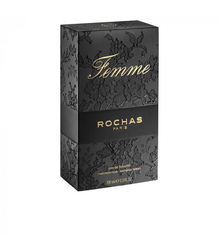 ROCHAS FEMME EAU DE TOILETTE SPRAY