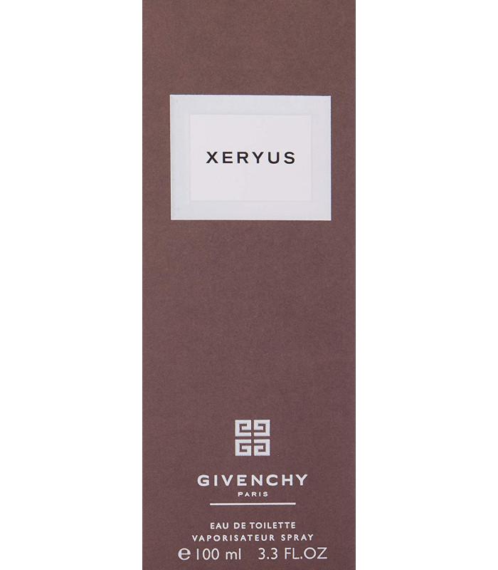 GIVENCHY XERYUS FOR MEN EAU DE TOILETTE SPRAY