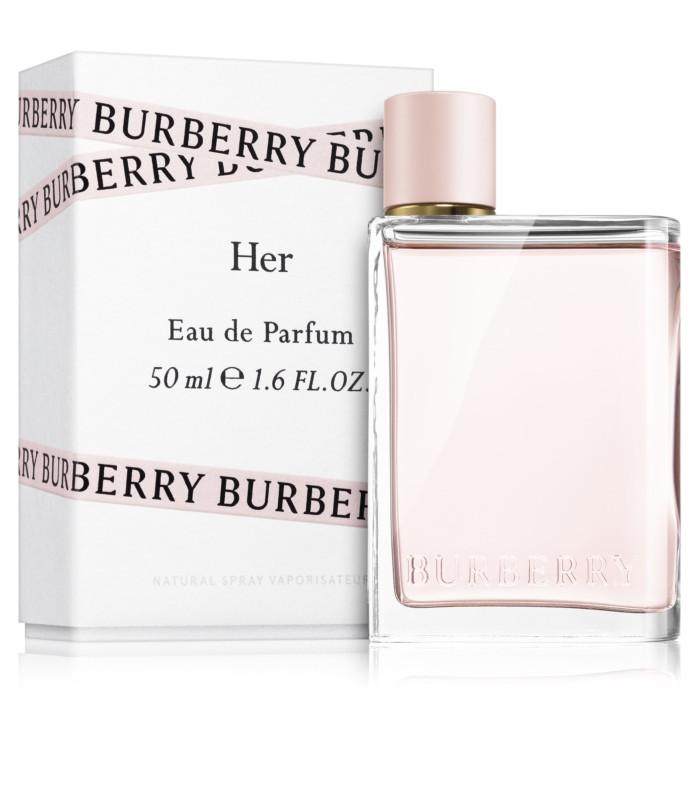 BURBERRY HER EAU DE PARFUM SPRAY