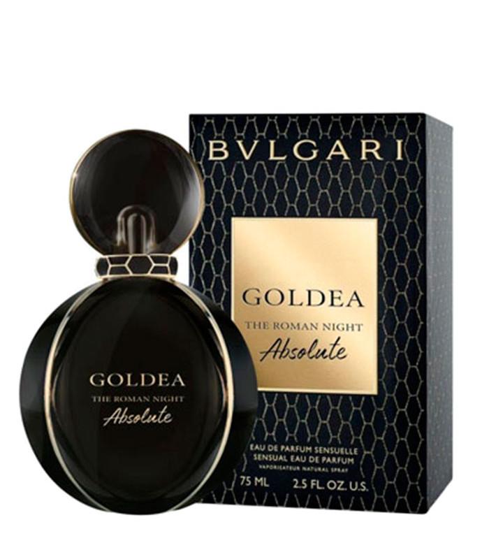 BVLGARI GOLDEA THE ROMAN NIGHT ABSOLUTE SENSUAL EAU DE PARFUM SPRAY