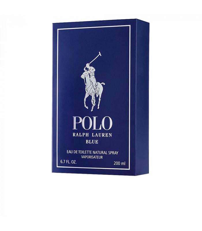 RALPH LAUREN POLO BLUE EAU DE TOILETTE SPRAY