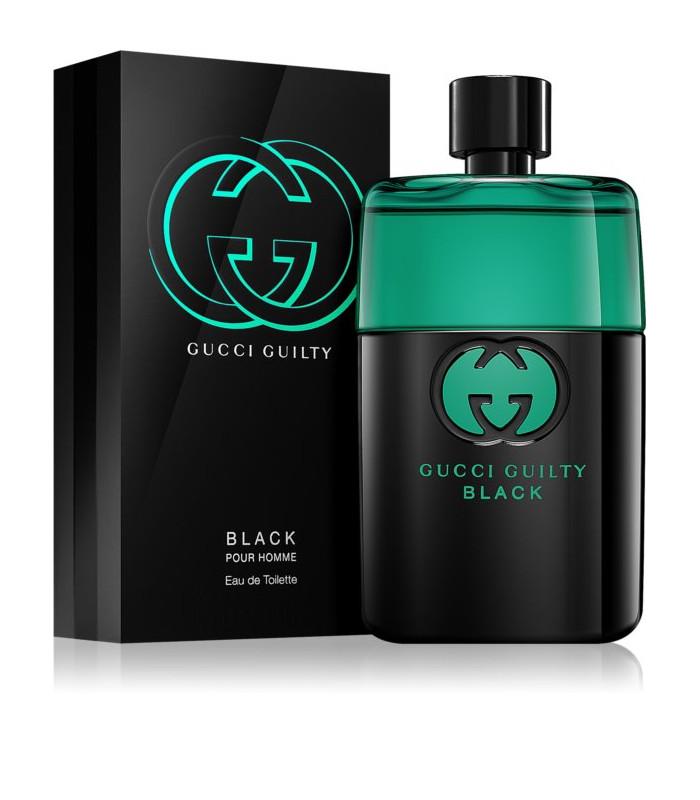 GUCCI GUILTY BLACK MEN EAU DE TOILETTE SPRAY