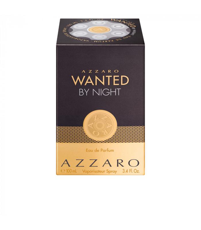 AZZARO WANTED BY NIGHT EAU DE PARFUM SPRAY