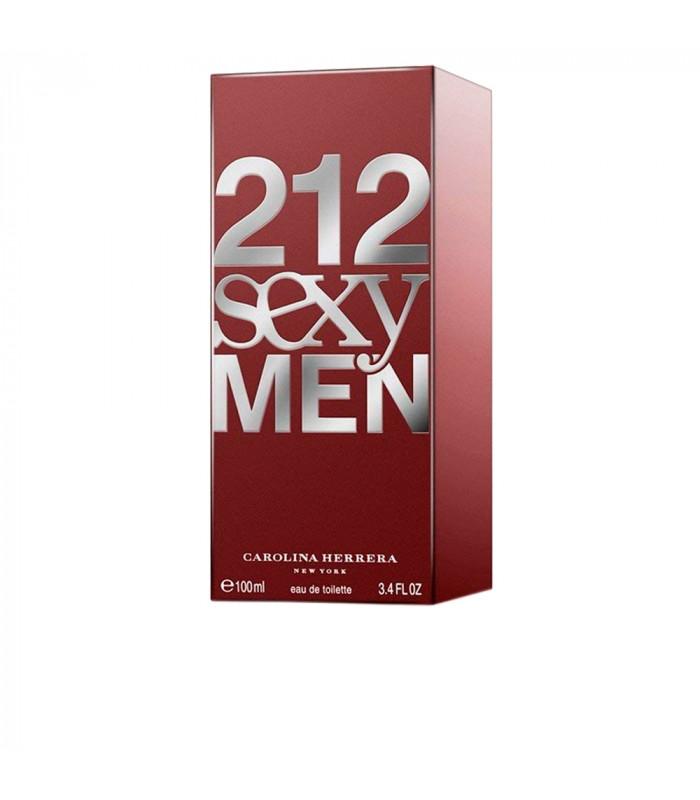 CAROLINA HERRERA 212 SEXY MEN EAU DE TOILETTE SPRAY