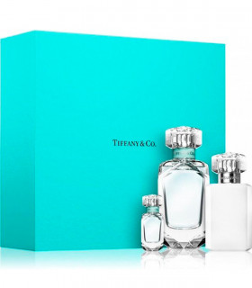 TIFFANY & CO EAU DE PARFUM SPRAY 75 ML + BODY LOTION 100 ML + MINI 5