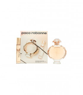 PACO RABANNE OLYMPEA EAU DE PARFUM SPRAY 80 ML + TS 20 ML SET 19/20