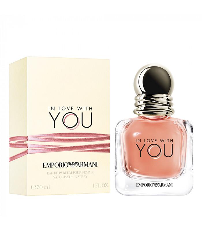 ARMANI IN LOVE WITH YOU WOMAN EAU DE PARFUM VAPO