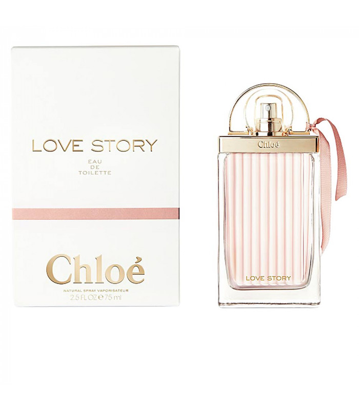 CHLOE LOVE STORY EAU DE TOILETTE VAPO
