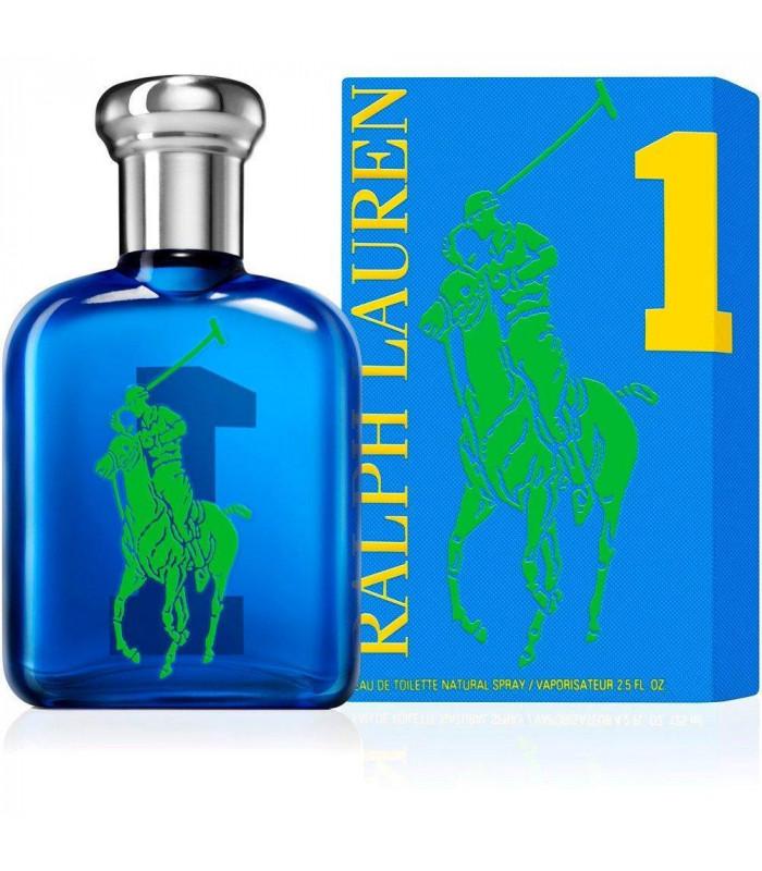 RALPH LAUREN BIG PONY 1 BLUE EAU DE TOILETTE SPRAY