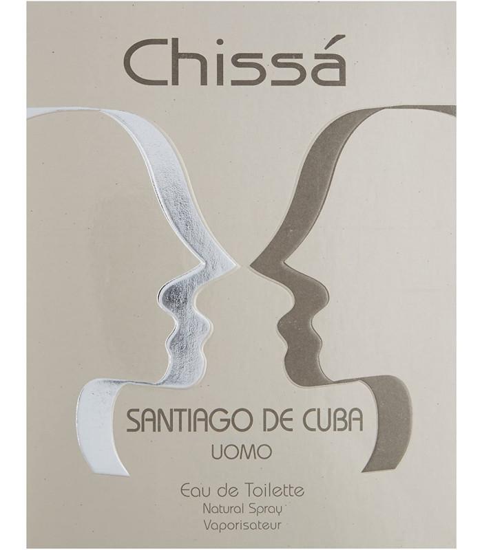 CHISSA SANTIAGO DE CUBA MAN EAU DE TOILETTE VAPO