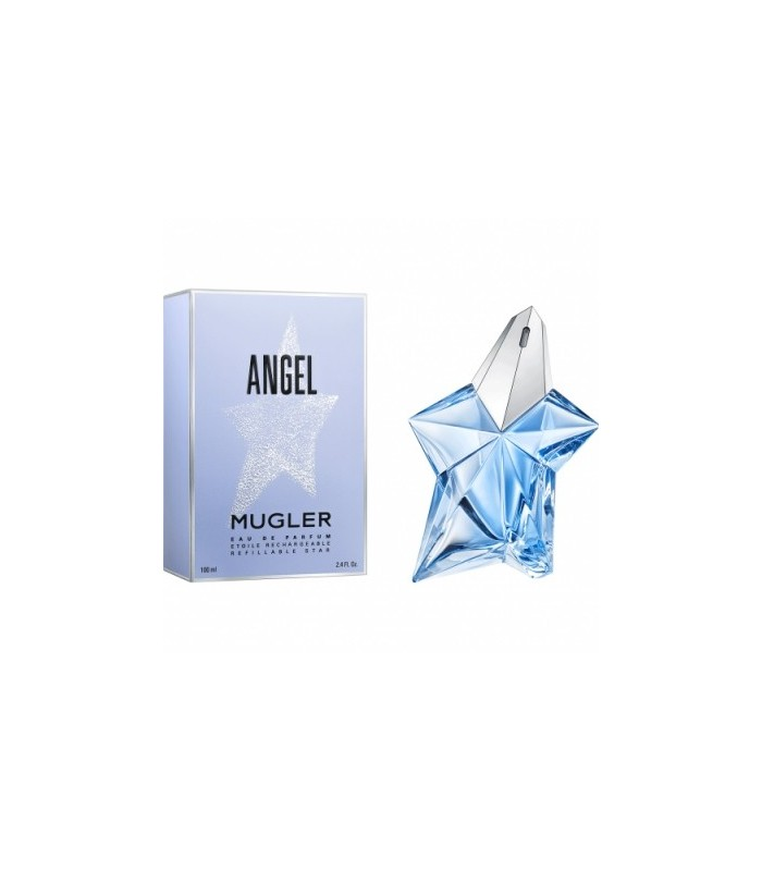 THIERRY MUGLER ANGEL THE REFILLABLE STARS EAU DE PARFUM SPRAY 25 ML