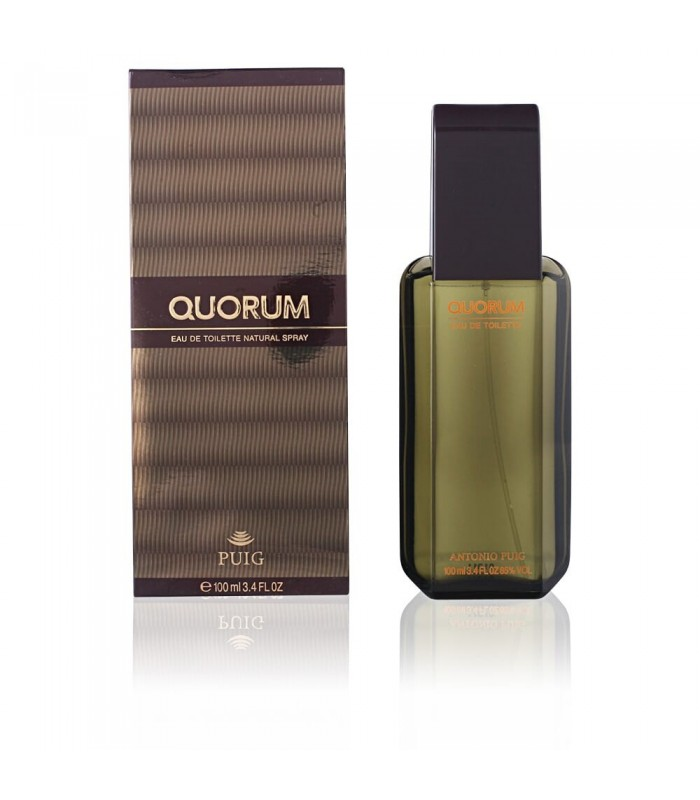 PUIG QUORUM EAU DE TOILETTE SPRAY 100 ML