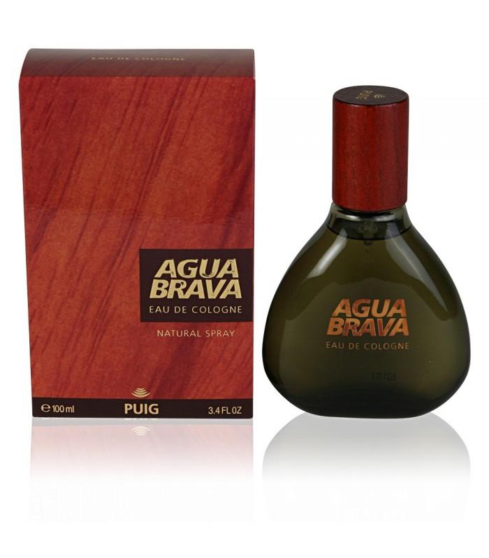 PUIG AGUA BRAVA FOR MEN EAU DE COLOGNE SPRAY 100 ML