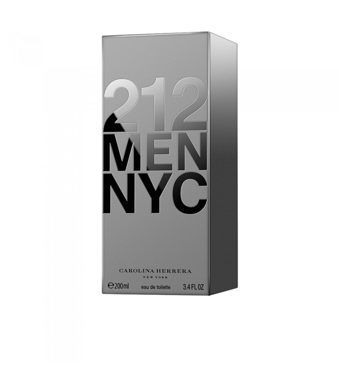 CAROLINA HERRERA 212 MEN NYC EAU DE TOILETTE SPRAY