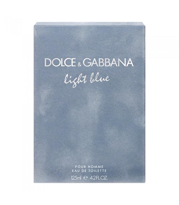 DG LIGHT BLUE POUR HOMME EAU DE TOILETTE SPRAY