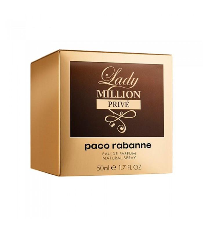 PACO RABANNE LADY MILLION PRIVE EAU DE PARFUM SPRAY 50 ML