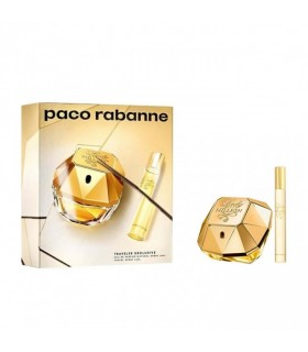 PACO RABANNE LADY MILLION EAU DE PARFUM SPRAY 80 ML + TS 20 ML SET 19/20