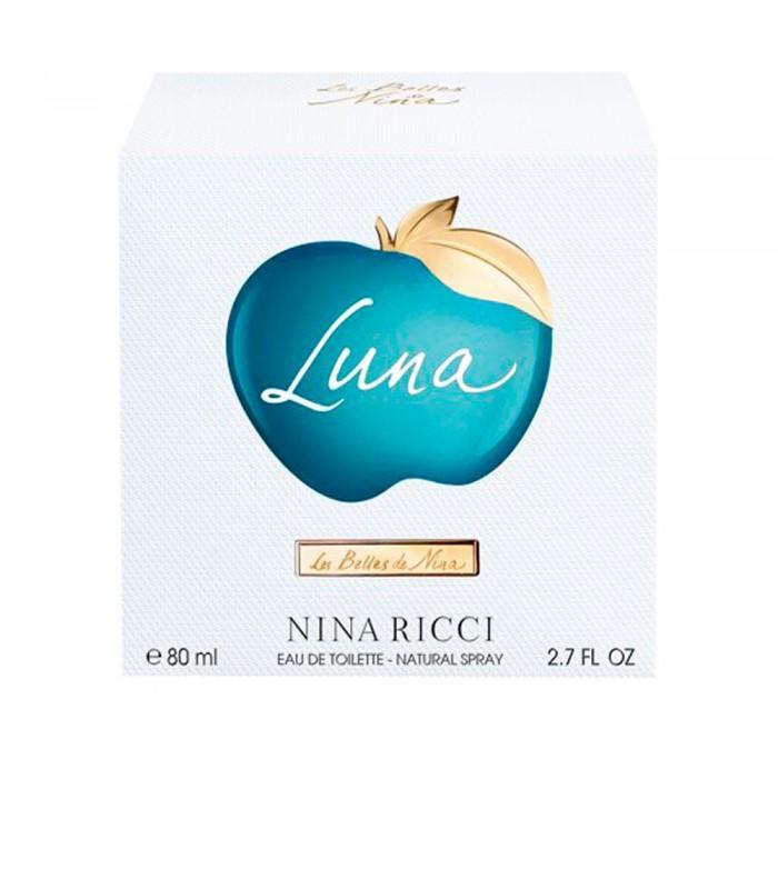 NINA RICCI NINA LUNA EAU DE TOILETTE SPRAY 80 ML