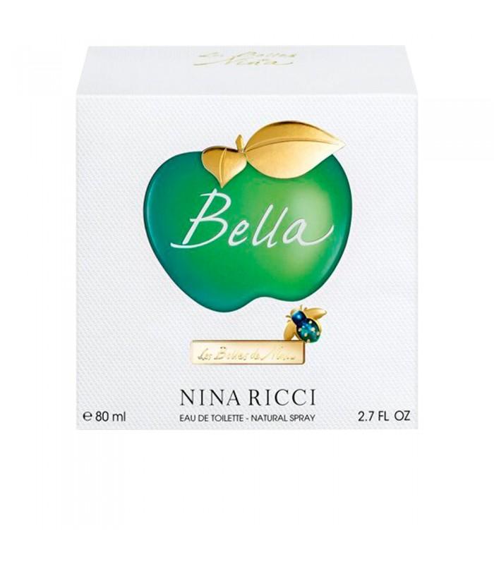NINA RICCI BELLA EAU DE TOILETTE SPRAY 80 ML